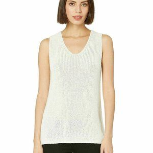 Vince Camuto Ladies Sleeveless Knit Sweater